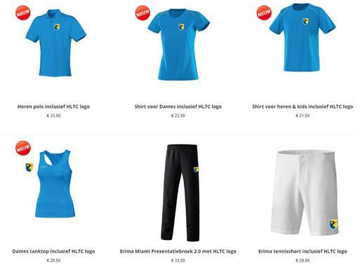 Nieuwe shirts JAKO